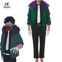 Boku No My Hero Academia Overhaul Kai Chisaki Cosplay Costume Jacket Pants Suits