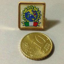 Pins spilla Vespa Club d'Italia faro basso bacchetta raduno eurovespa epoca