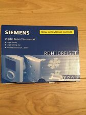 Siemens Wireless Room Thermostat