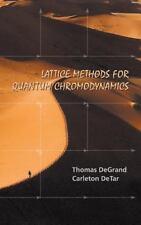LATTICE METHODS FOR QUANTUM CHROMODYNAMICS - NEW HARDCOVER BOOK