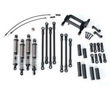 Traxxas 8140 Long Arm Lift Kit, TRX-4 (Black) complete