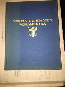 E.O. Hoppé - Die Vereinigten Staaten. Das Romantische Amerika - 1927