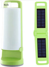 NEW LUTEC Solar LED Light Outdoor Indoor Camping Lantern Emergency Lighting