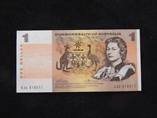 1972 PHILLIPS WHEELER COMMONWEALTH OF AUST  $1 NOTE - aUNC - BJU 818017 - P14
