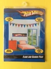 New Hot Wheels Flags And Banner Pack