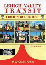 Lehigh Valley Transit Liberty Bell Route Vol 2 DVD NEW John Pechulis Allentown