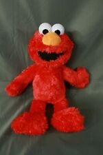 """2016 Sesame Street Tickle Me Elmo Plush Toy 15"""""""