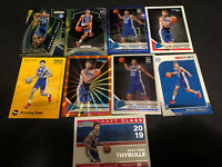 Matisse Thybulle RC Lot 9 2019-20 Prizm Optic Rated Rookie Laser Hoops Contender