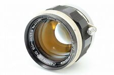 Canon 50mm f/1.4 LTM39 L39 Leica screw mount #41354