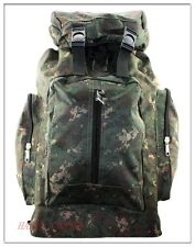 80L Army Camouflage Camo Pattern Backpack Rucksack Camping Hiking Traveling Bag