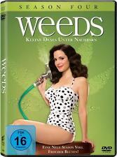 Weeds - Kleine Deals unter Nachbarn, Staffel vier [3 DVDs](NEU/OVP) 13 Episoden