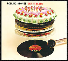 The Rolling Stones Vinyl Records in English