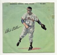 1952 Columbia Records BOB FELLER  PITCHING 78 RPM W/SLEEVE