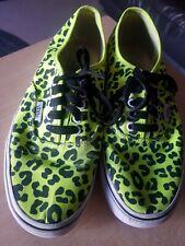 Chaussures jaunes VANS pour homme | eBay