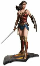 "Batman vs Superman: Dawn of Justice WONDER WOMAN 13"" Statue DC 2016"