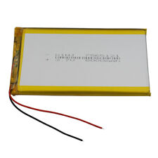 3.7V 8000 mAh Polymer Li ion Lithium cells For GPS ipod PSP Tablet PC 7565121