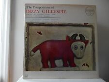 DIZZY GILLESPIE - THE COMPOSITIONS OF - RIVERSIDE-3508 - DEEP GROOVE - NEW - MIN