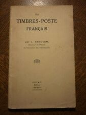 The stamps post francais DeMoulin 1933