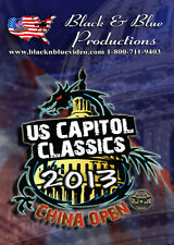 2013 US Capitol Classics and China Open Karate Tournament