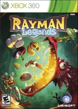 XBOX 360 GAME RAYMAN LEGENDS BRAND NEW & FACTORY SEALED