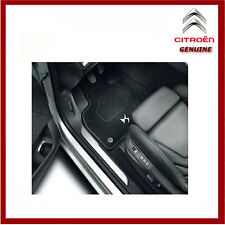 Genuine Citroen DS5 Set Of 4 Front + Rear Premium Carpet Mats. New. 9464HN