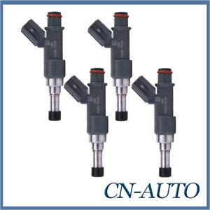 4X Fuel Injectors For Toyota Hilux TGN16 Hiace 2TR-FE 2.7L 2005-2014 23250-75100