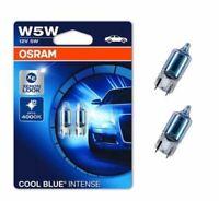 Osram W5W HALOGEN Cool Blue INTENSE Standlicht 2er Set 4000K