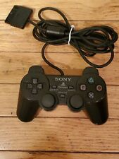 Sony Official OEM PS2 Controller - DualShock 2 (SCPH-10010) Gamepad - Black