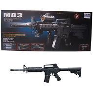 Softair Gewehr M83A1 VOLLAUTOMATISCH AEG-Elektrisch 1:1 Airsoft + 2000 BB Kugeln