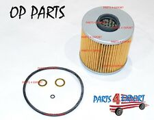 NEW BMW 1991-1996 E36 318i 318is Oil Filter Kit OP PARTS 11 42 1 727 300