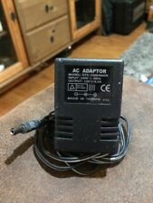 Adattatore CA KTC-1200500DK Input Output 230 V 50 Hz 12 V 0.5 A