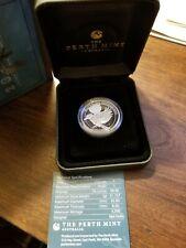 2018 Australia 1oz Silver Kookaburra Proof High Relief Silver coin from Perth