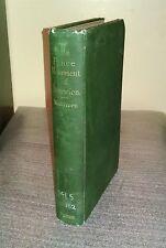 The Peace Movement of America - Julius Moritzen - G.P. Putnam 1912 Hardcover