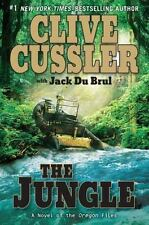 Oregon Files: The Jungle 8 by Jack Du Brul and Clive Cussler (2011, Hardcover)