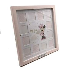 Personalised Disney Baby Minnie Mouse 12 Month Photo Frame My First Year DI545-P