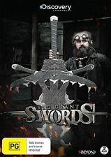 Big Giant Swords (DVD, 2016, 2-Disc Set) - Region 4