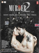 MURDER 2 - EMRAAN HASHMI - JACQUELINE FERNANDEZ - SUPER HIT NEW BOLLYWOOD DVD