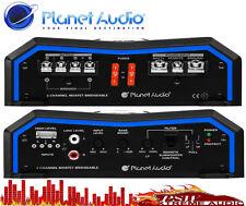 PL30002 PLANET AUDIO Pulse 3000 Watt 2 Channel 2 Ohm Stable Class A/B Amplifier