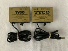 Tyco HO Scale Lot of 2 Electric Power Packs Model 899M 899T Hobby Transformer #3