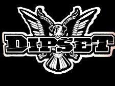 DIPSET Vinyl Decal Sticker
