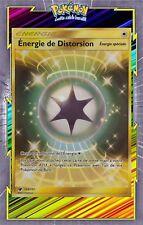Energie de Distorsion-SL4:Invasion Carmin-123/111- Carte Pokemon Neuve Française