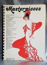 MASTERPIECES EARLY BURLESQUE SHEET MUSIC PHOTOS HISTORY CHARLES HANSEN MUSICBOOK