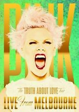 Pink The Truth About Love Tour Live From Melbourne DVD R4 *