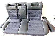 Audi A4 B5 Sitz Sitze hinten Rückbank Rücksitzbank Sitzfläche Leder Kombi Avant
