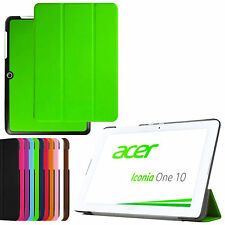 Book Cover für Acer Iconia One 10 B3-A20 10.1 Tasche Hülle Case Etui Sleeve M811