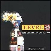 The Ultimate Collection, Level 42, Audio CD, New, FREE & FAST Delivery