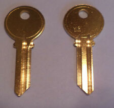 2  Y1R  ILCO 999R Key Blanks – Post Office Locks?