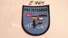 Dänemark Armabzeichen UN PRT FEYZABAD  1 Stück  (e964-)