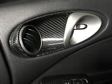Carbon Fiber Door Barrel covers for all Nissan 370Z Z34 EVO-R