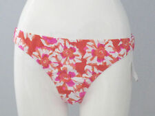 New GAP BODY Size M Orange White Bikini Bottom